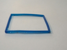 346 silicone gasket