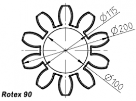 rotex GR 90